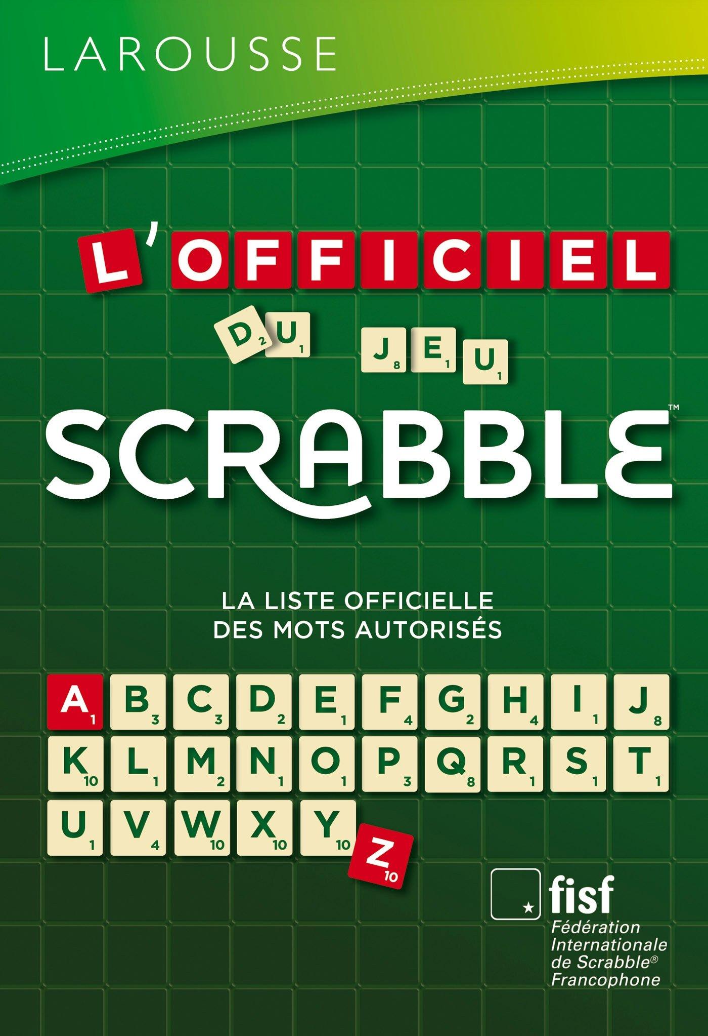 dictionnaire scrabble ods gratuit