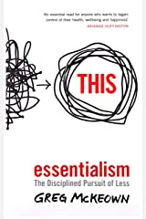 Essentialism (Lead Title) Paperback