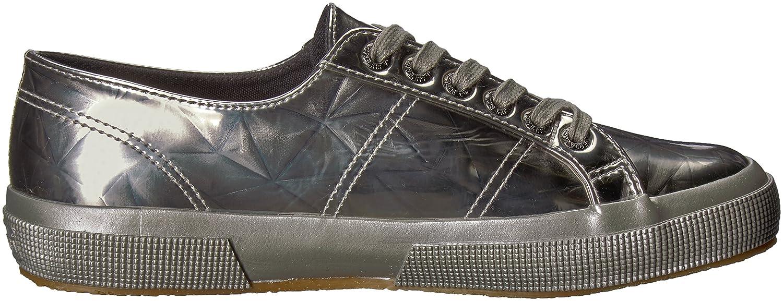 Superga Women's 2750 EU Synleadiamondmirrorw Sneaker B0777XZWVW 41.5 M EU 2750 (10 US)|Grey 8ba31b