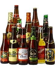 Saveur Bière - Assortiment 12 bières (33cl) - Idée Cadeau Fête des pères