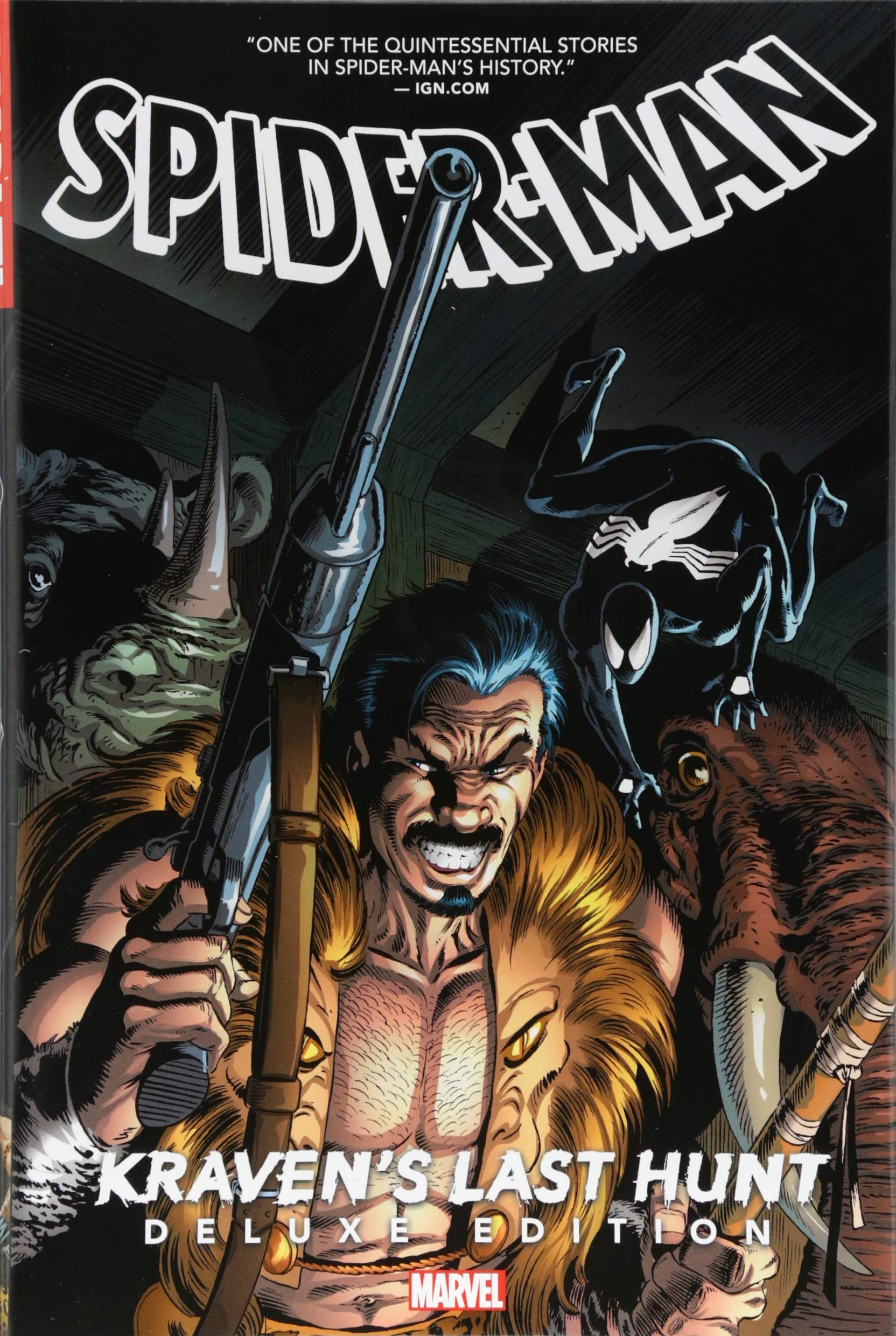 Image result for Kraven's Last Hunt""