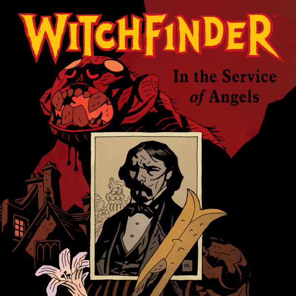 Witchfinder (Collections) (5 Book Series)]()