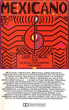 LUIS COBOS MEXICANO DIRIGER THE ROYAL PHILHARMONIC ORCHESTRA - Luis Cobos Serie Platino - Amazon.com Music