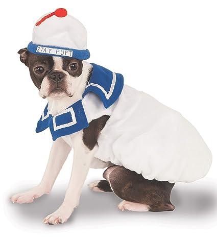 afa7756811e7 Amazon.com : Ghostbusters Movie Pet Costume, Medium, Stay-Puft ...