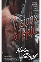 Visions of Heat (Psy-Changeling Book 2) Kindle Edition