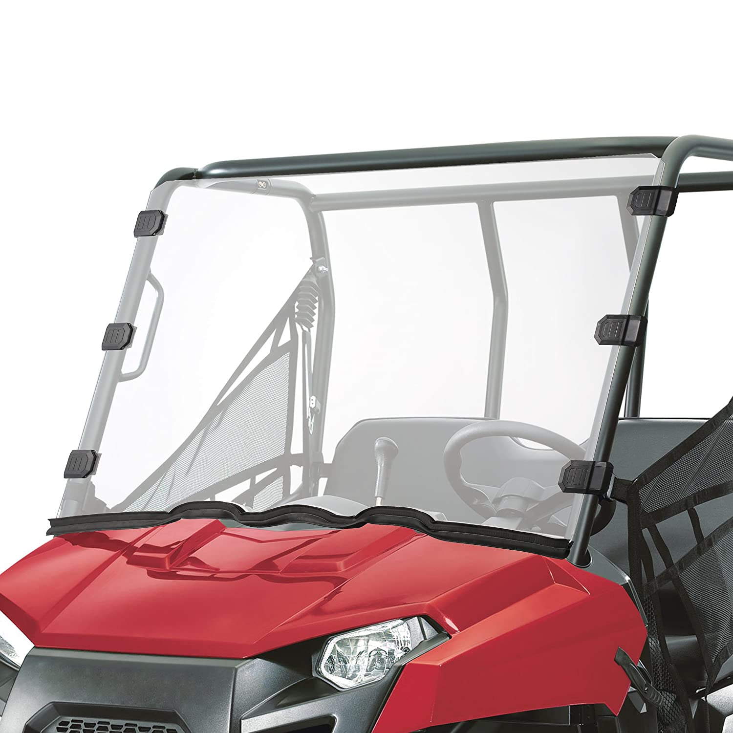 Durable Service Polaris Ranger Utv Full Windshield For 10 14 Ev10 Wiring Diagram 400