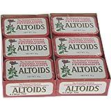 Altoids Pepper Mints, pack de 12(12x 50g)