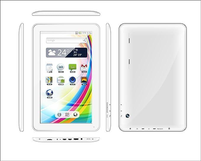 Amazon com: Generic 10 1'' Quad Core Wifi 16GB Allwinner A33 Android