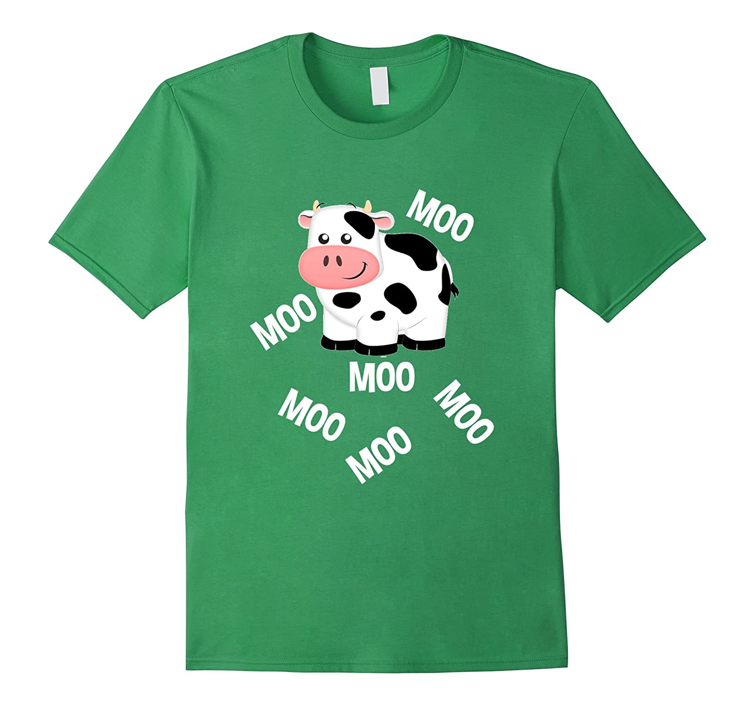 farm animals cow goes moo t shirt toddlers little boy