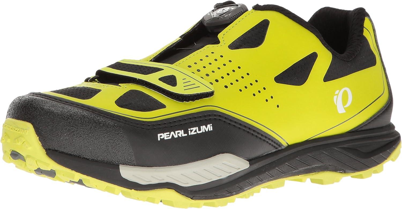 PEARL IZUMI X-ALP Launch II Zapatillas MTB, Hombre, Amarillo/Negro, 44: Amazon.es: Deportes y aire libre