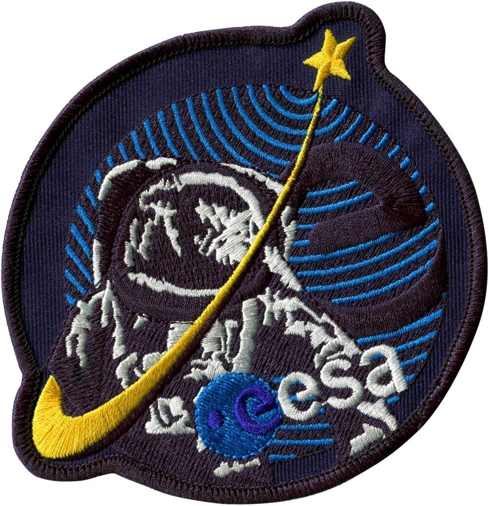 Patch aSE European space agency Nasa,, /écusson brod/é thermocollant,