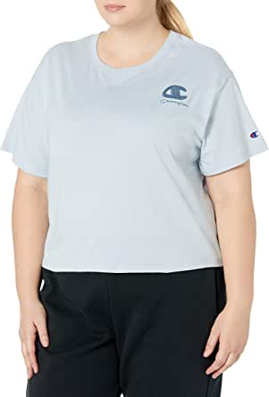 Champion Women's Plus Size Cropped