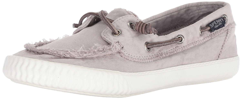 Sperry Top-Sider Women's Sayel Away Washed Sneaker B076JX4QVC M 120 Medium US|Dusty Purple