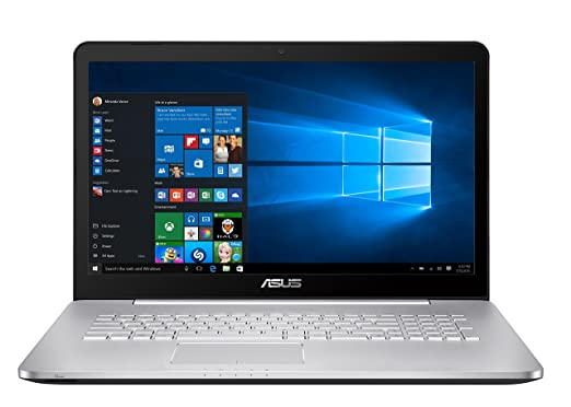 Asus 17,3 Zoll Notebook Full HD