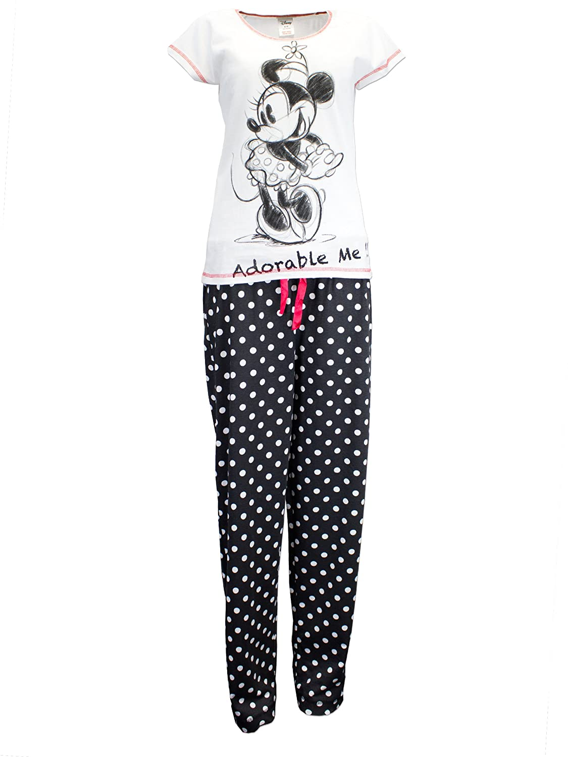 Disney Minnie Mouse Womens Pyjamas