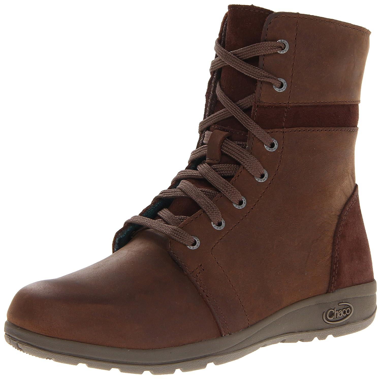Chaco Women's Natilly Black Boot B00AR2KKUQ 5.5 B(M) US|Chocolate Brown