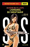 L'eroina di Vientiane (Segretissimo SAS) (Italian Edition)