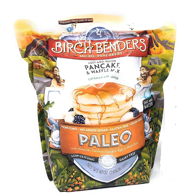 Birch Benders Paleo Pancake & Waffle Mix ~ 42 oz