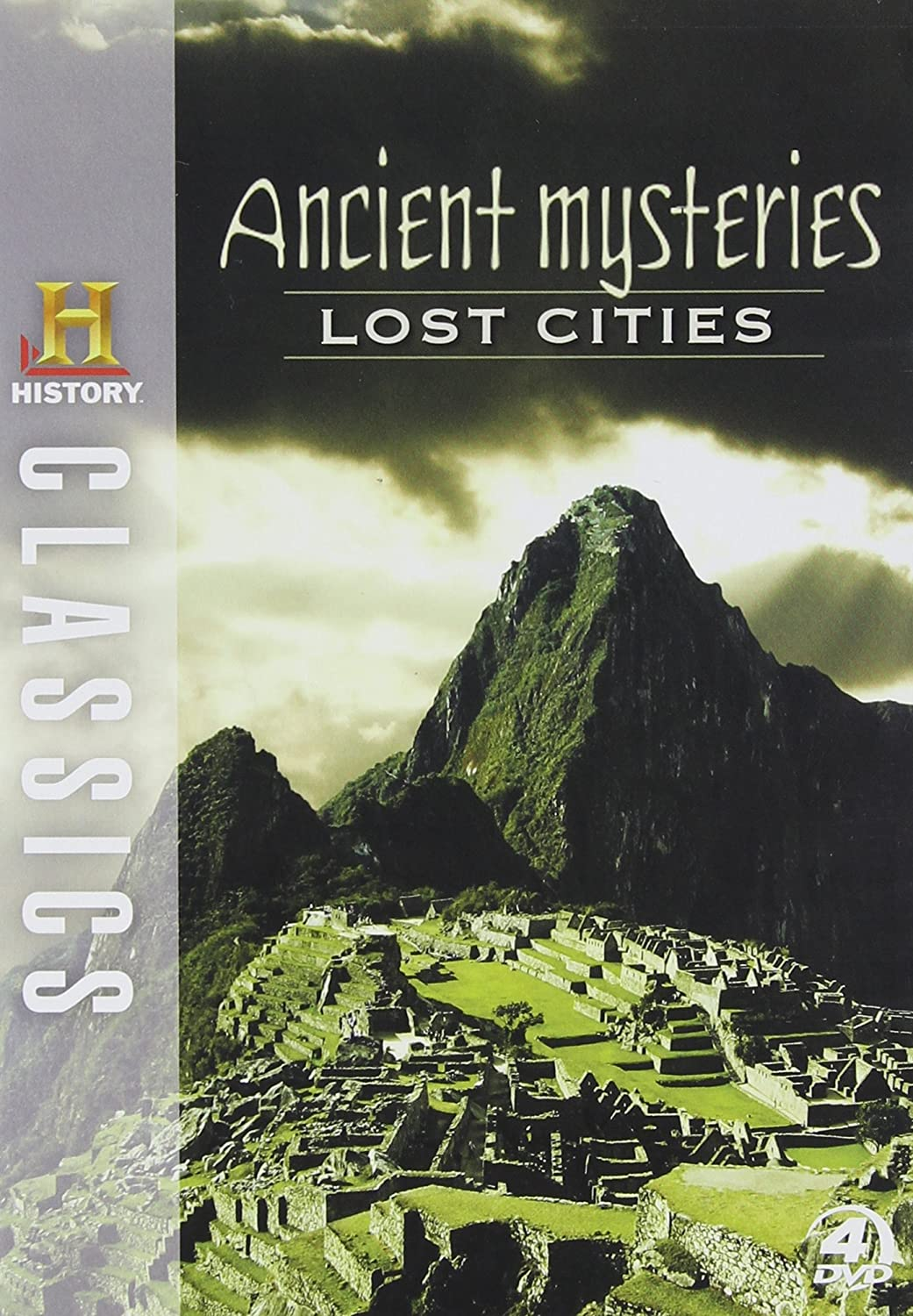 History Classics: Ancient Mysteries - Lost Cities