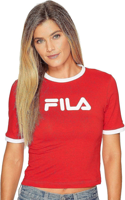 b21a0c4a9efa4 Fila Women's Tionne Tee at Amazon Women's Clothing store: