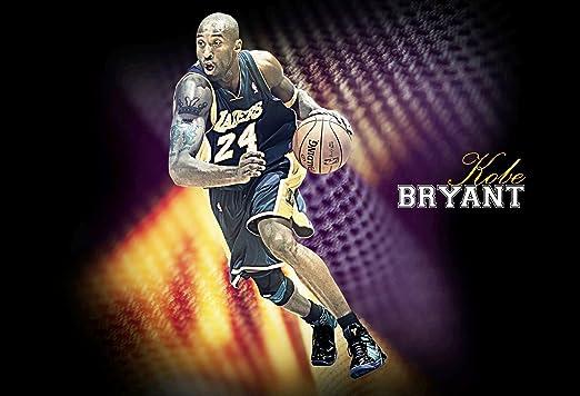 Desgin Studio20Heroes Nba Basketball Kobe bryant poster A3 HD ...