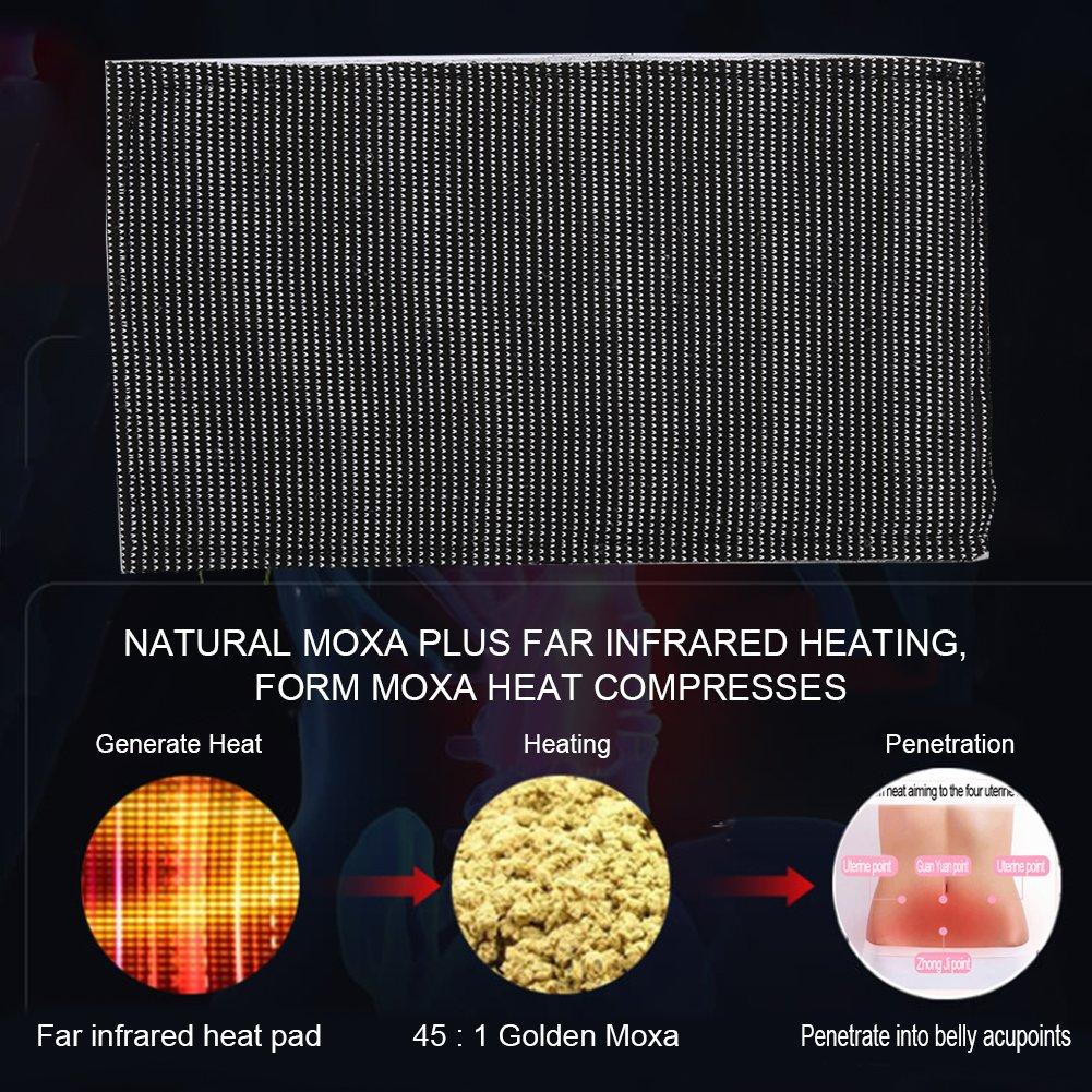 Amazon.com: Moxibustion Fibra de Carbono almohadilla de ...