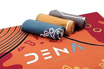 DENA - Toalla de Microfibra para Playa o Gimnasio, Secado rápido, absorción rápida de Lujo (XL 200 x 90 cm), Mint: Amazon.es: Deportes y aire libre