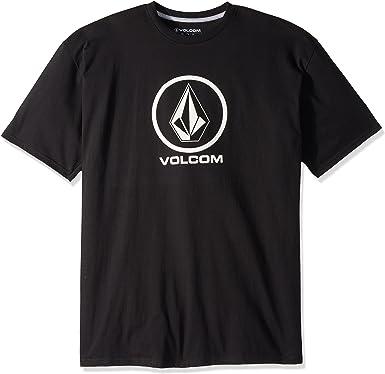 Men/'s Volcom Crisp Stone T-Shirt