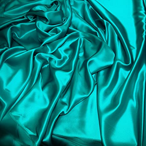 """SILK 100/% PURE CHARMEUSE FABRIC 45/"""" DRESSMAKING SEWING CELERY SOLID COLOR BTY"""