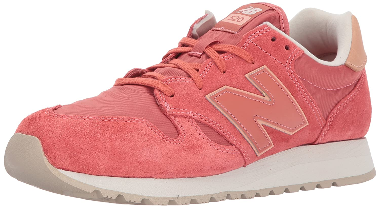 New Balance Damen Wl520 Leichtathletikschuhe Copper Rose