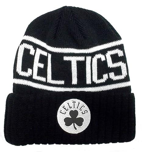 ... cheap boston celtics cuffed mitchell ness knit hat osfa kt58z a8083  fbdc0 wholesale boston celtics bobble ... 5f5be8acfd08