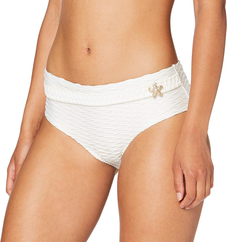 LOVABLE Precious White Parte Inferiore del Bikini Donna
