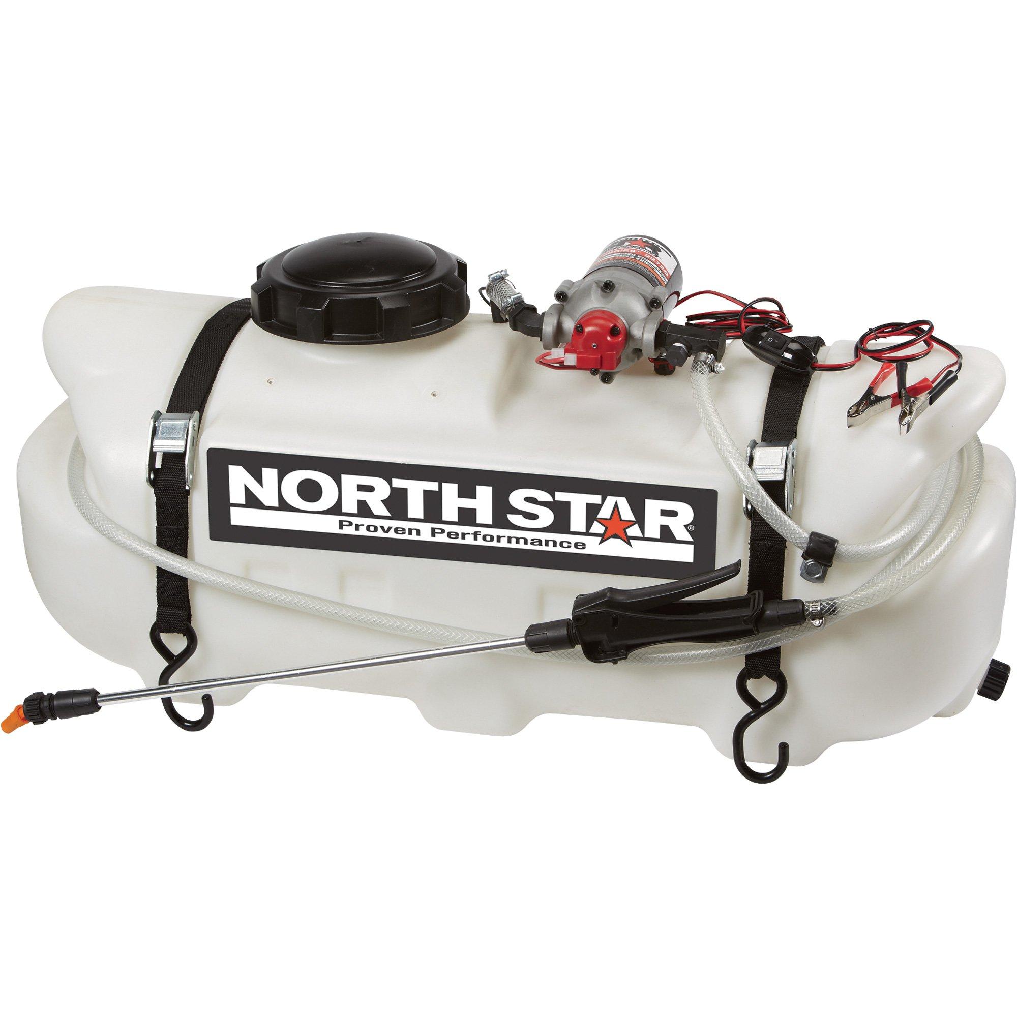 NorthStar ATV Spot Sprayer - 16 Gallon, 2.2 GPM, 12 Volt by NorthStar
