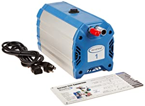 Vacuubrand 721003 Compact Oil-Free Diaphragm Vacuum Pump, Model ME1, 14 LPM, 100 to 120V