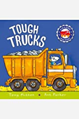 Tough Trucks (Amazing Machines) Paperback