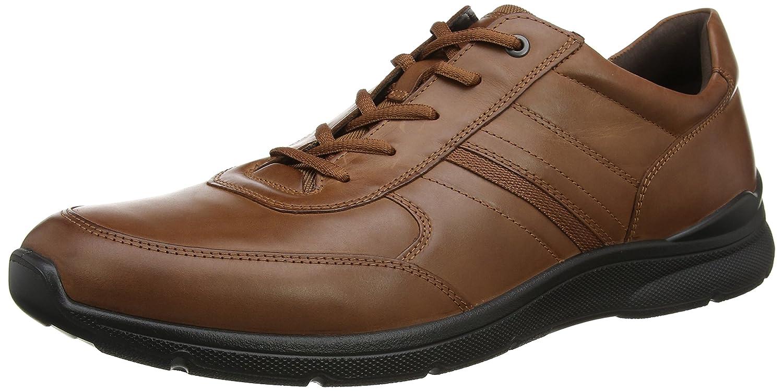 TALLA 50 EU. ECCO Irving, Zapatos de Cordones Derby para Hombre