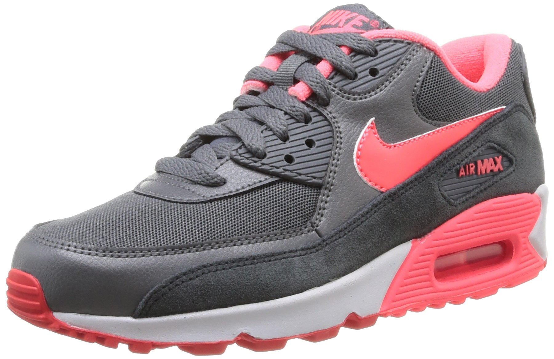 c2844257ec28d Galleon - NIKE AIR MAX 90 ESSENTIAL Womens Sneakers Running Shoes  616730-009 (USW 7.5)