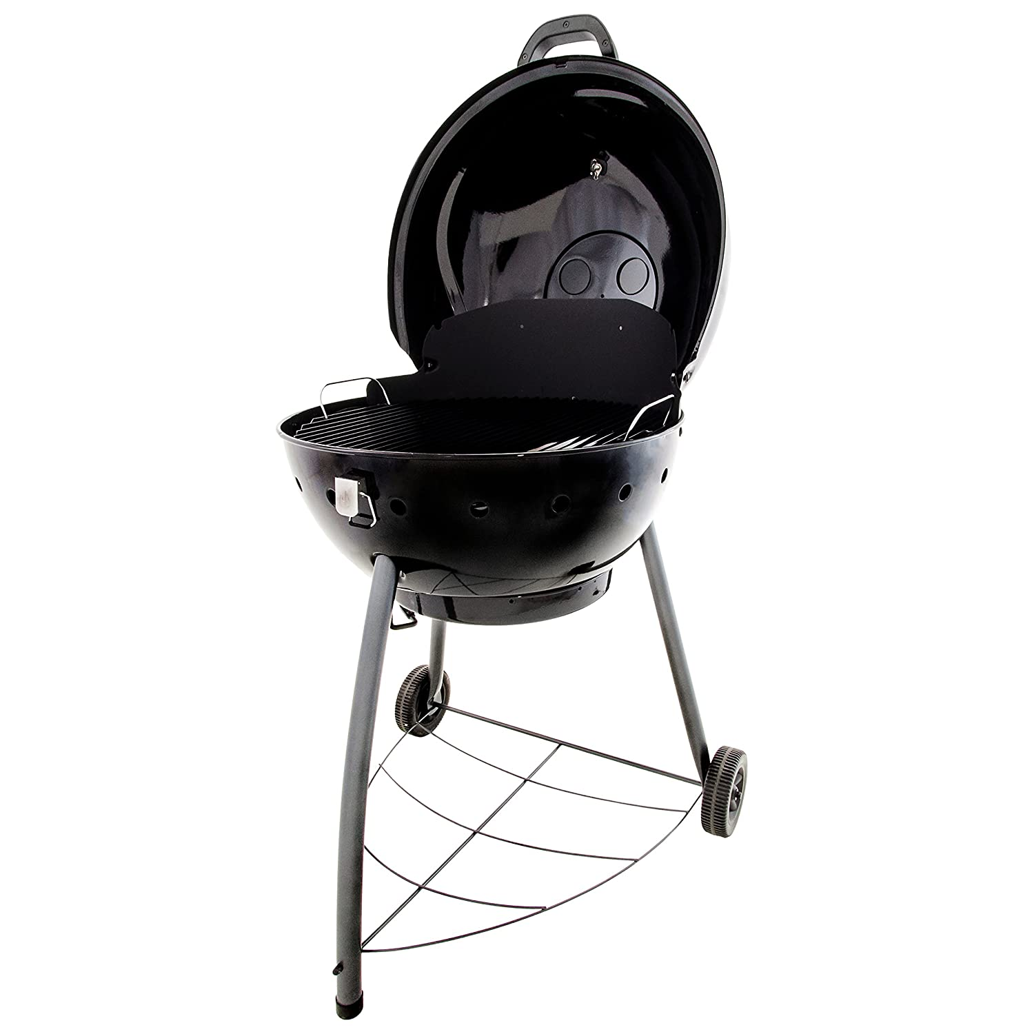 amazon com char broil tru infrared kettleman charcoal grill