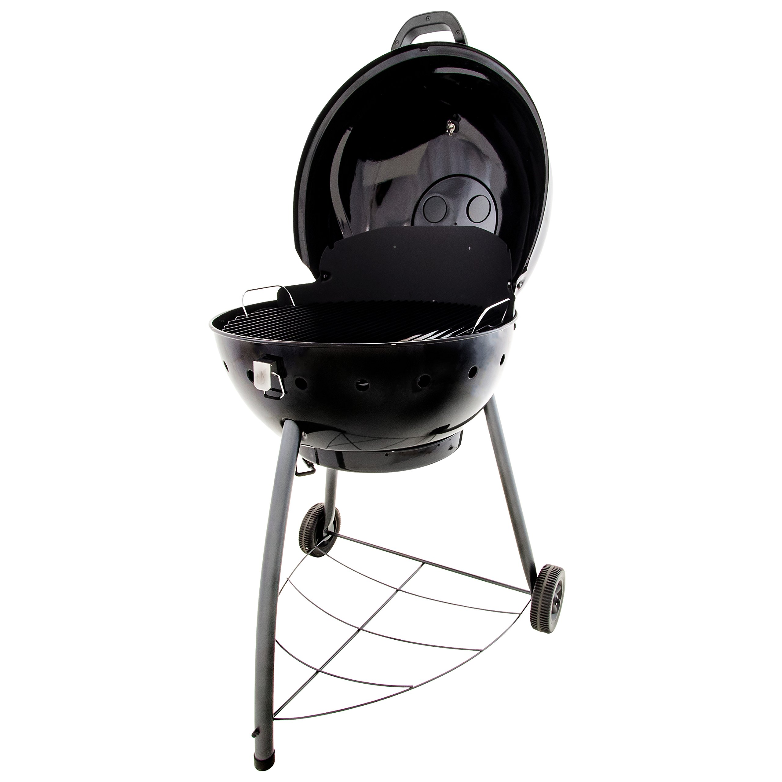 Char-Broil TRU-Infrared Kettleman Charcoal Grill, 22.5 Inch by Char-Broil (Image #2)