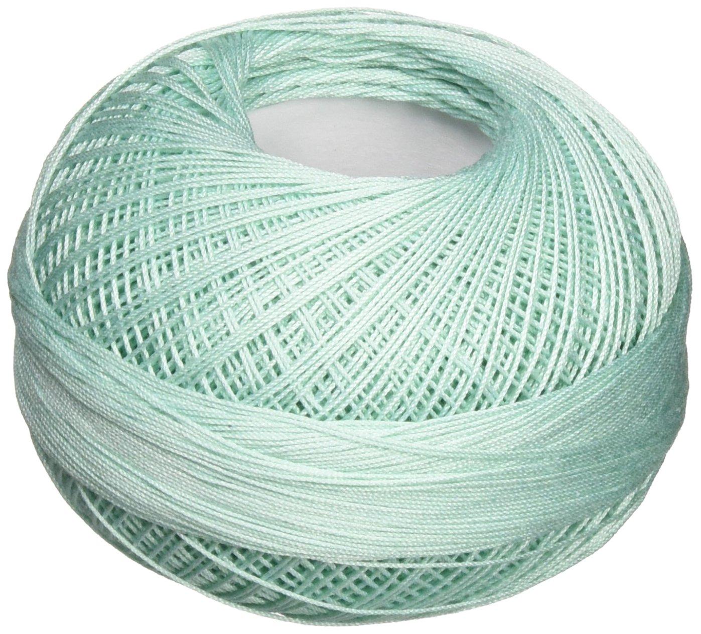 Handy Hands Lizbeth Premium Cotton Thread, Size 40, Seagreen Light Inc. HH40686