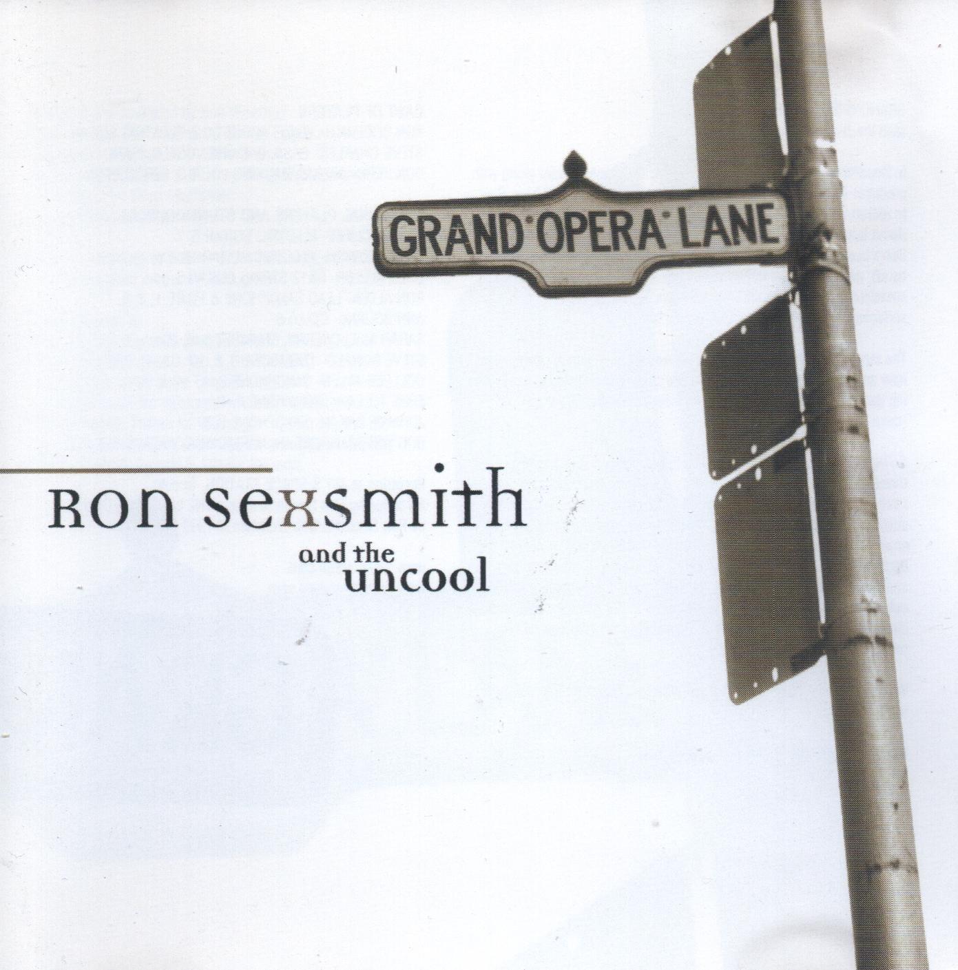 Grand Opera Lane: Ron Sexsmith : Amazon.es: Música