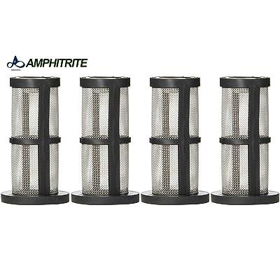 Amphitrite 48-222 in-line Filter Screen for Polaris 280 380 3900 Sport 480 48-080 Pool Cleaner Replacement (4): Garden & Outdoor
