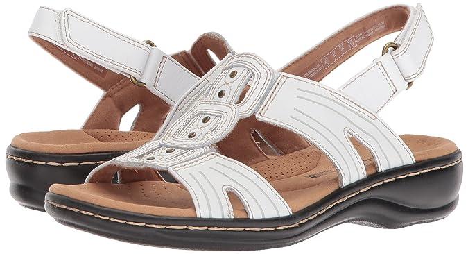 dede16409f7 Clarks Women s Leisa Vine Sandals Brown  Amazon.ca  Shoes   Handbags