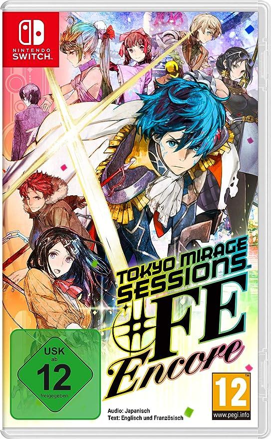 Tokyo Mirage Session #FE Encore - [Nintendo Switch] [Importacion ...