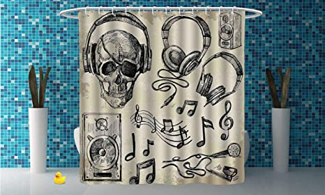 Review Unique Shower Curtain [