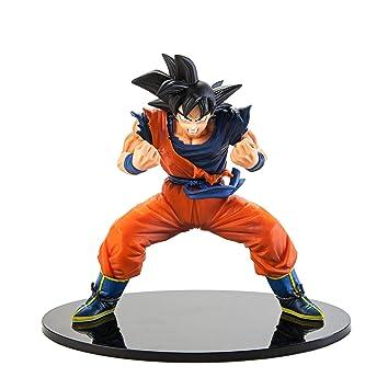 Banpresto Dragon Ball Super Goku Fes Goku Figure Normal Version