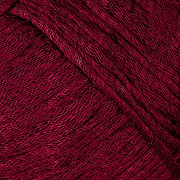 Amazon Patons Metallic Yarn 95707 Wine