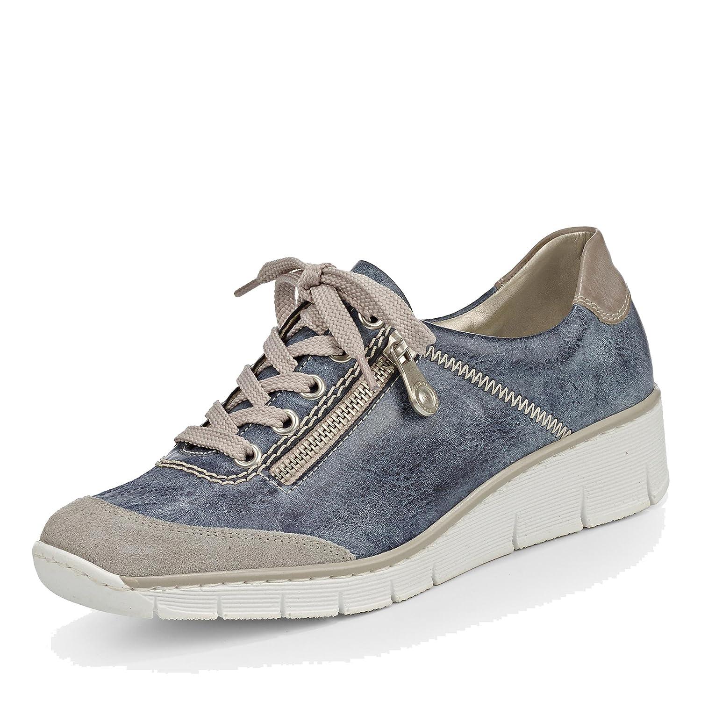 Rieker Schnürschuh: Rieker: : Schuhe & Handtaschen CBQFv