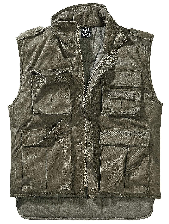Olive, 2X-Large Brandit Ranger Vest