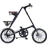 STRIDA(ストライダ) 18インチ折りたたみ自転車 シングルスピード アルミフレーム 前後ディスクブレーキ STRIDA SX